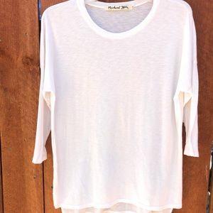 Michael Stars 3/4 Sleeve T-Shirt